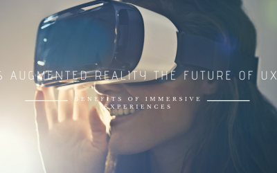 Is Augmented Reality the future of UX?